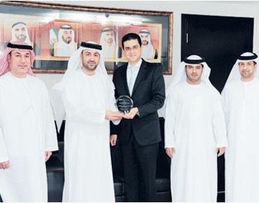 Emirates ID wins global award