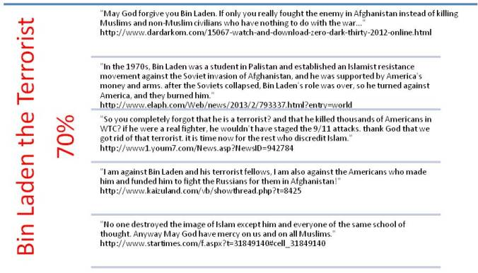 Bin Laden Terrorist
